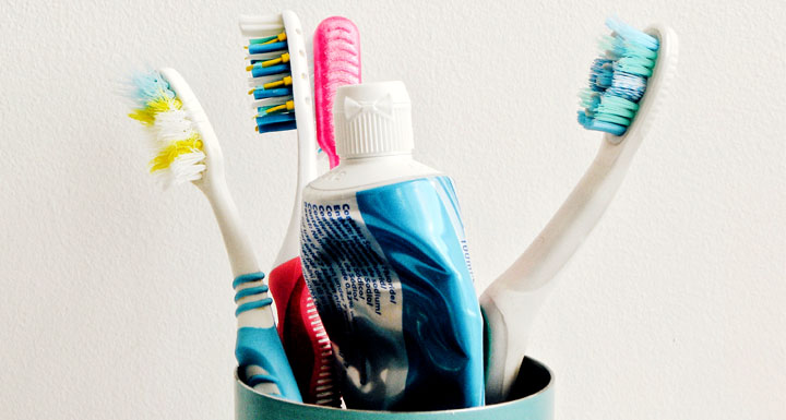 Toothbrushes, toothpaste and other dental needs
