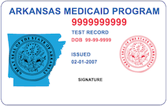 Arkansas Medicaid Card