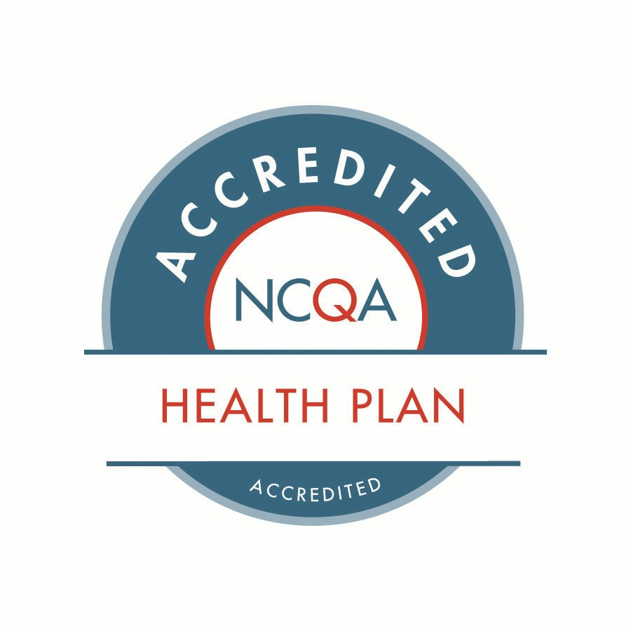 NCQA Accredited Commendable Health Plan